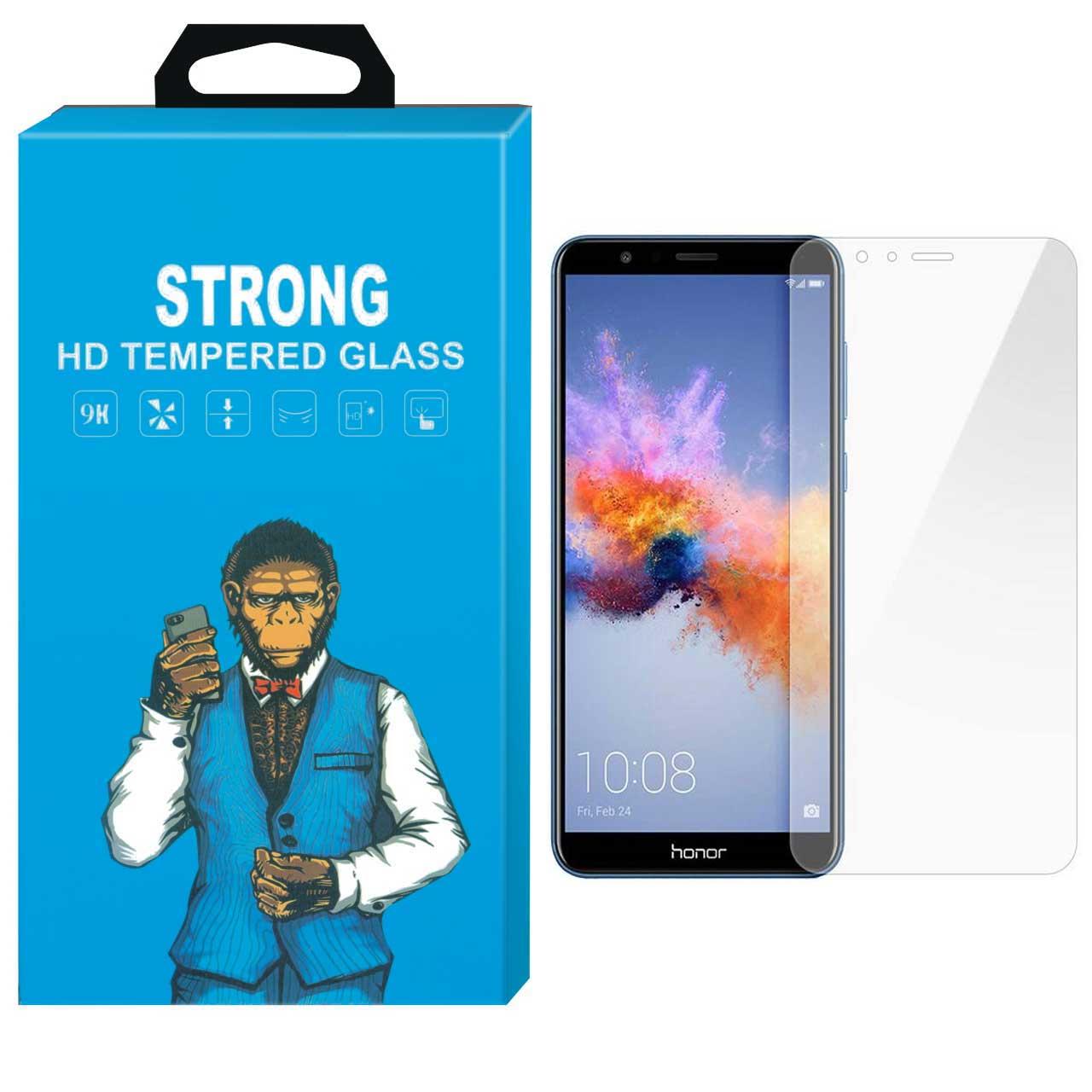 محافظ صفحه نمایش نانو فلکسبل مدل Strong Fullcover مناسب برای گوشی هواوی Honor 7X