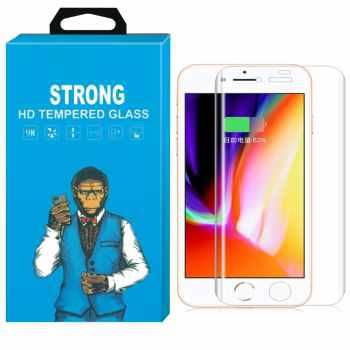 محافظ صفحه نمایش نانو فلکسبل مدل Strong Fullcover مناسب برای گوشی اپل iPhone 7 Plus /8 Plus