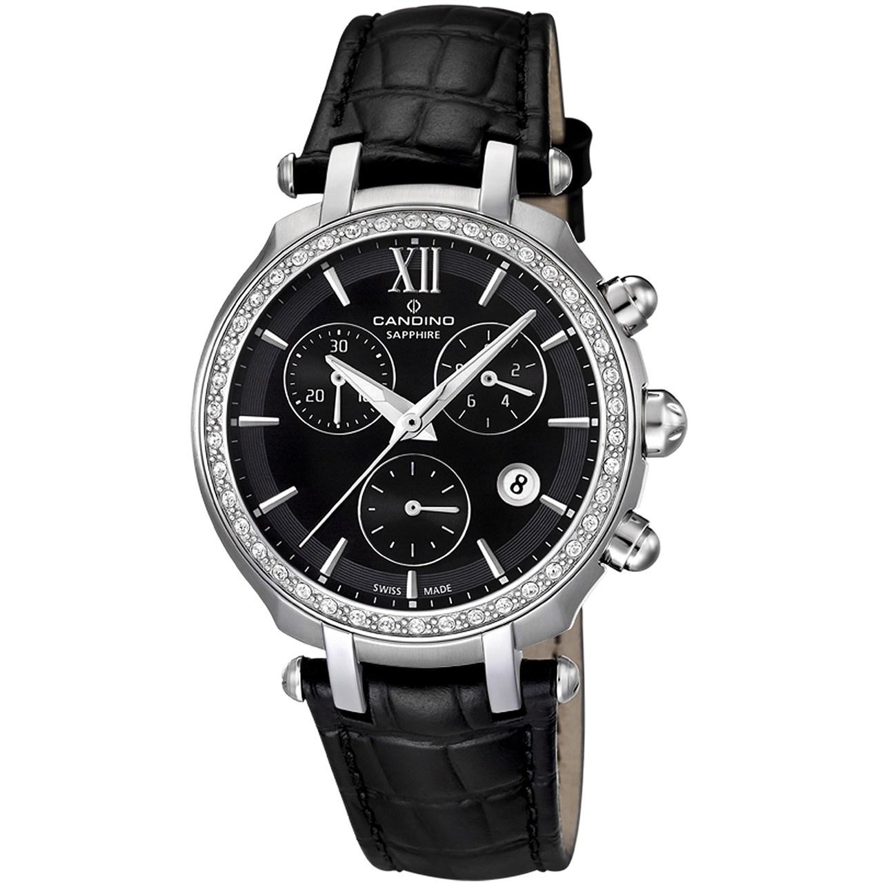 ساعت مچی عقربهای زنانه کاندینو مدل C45222