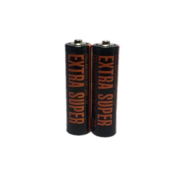 باتری قلمی اکسترا سوپر مدل 1.5V بسته 2 عددی