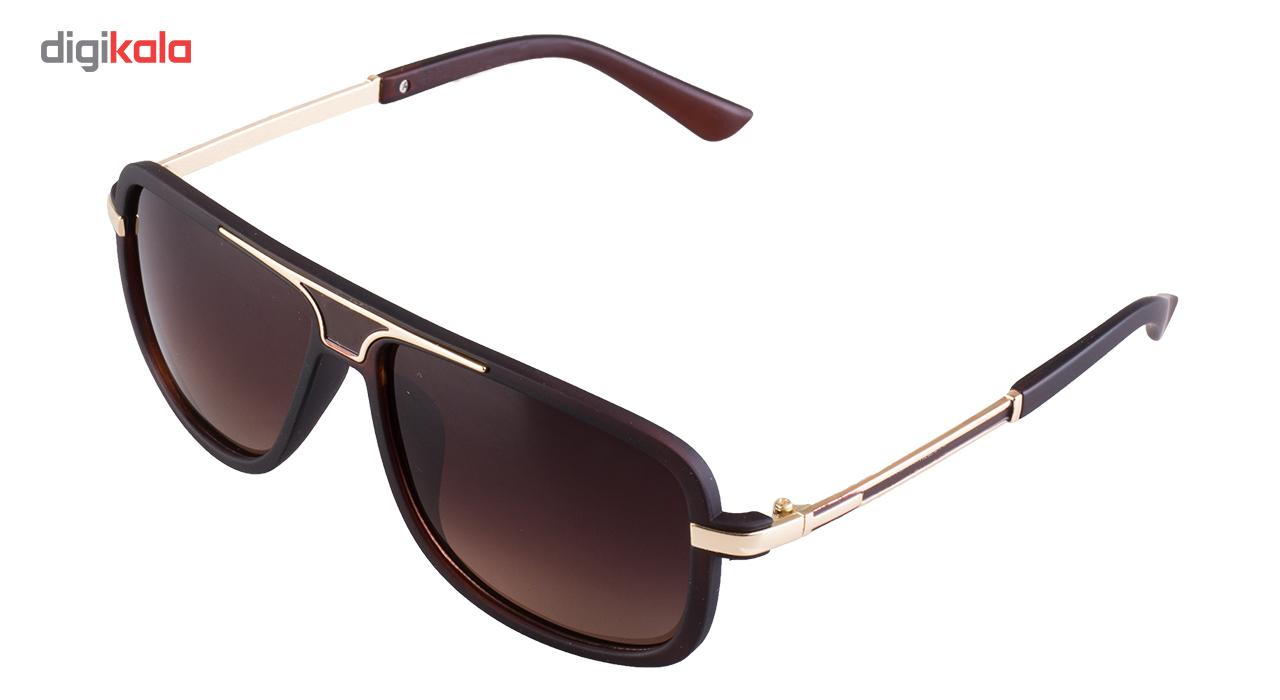 عینک آفتابی باترفلای پلاریزه کد 10