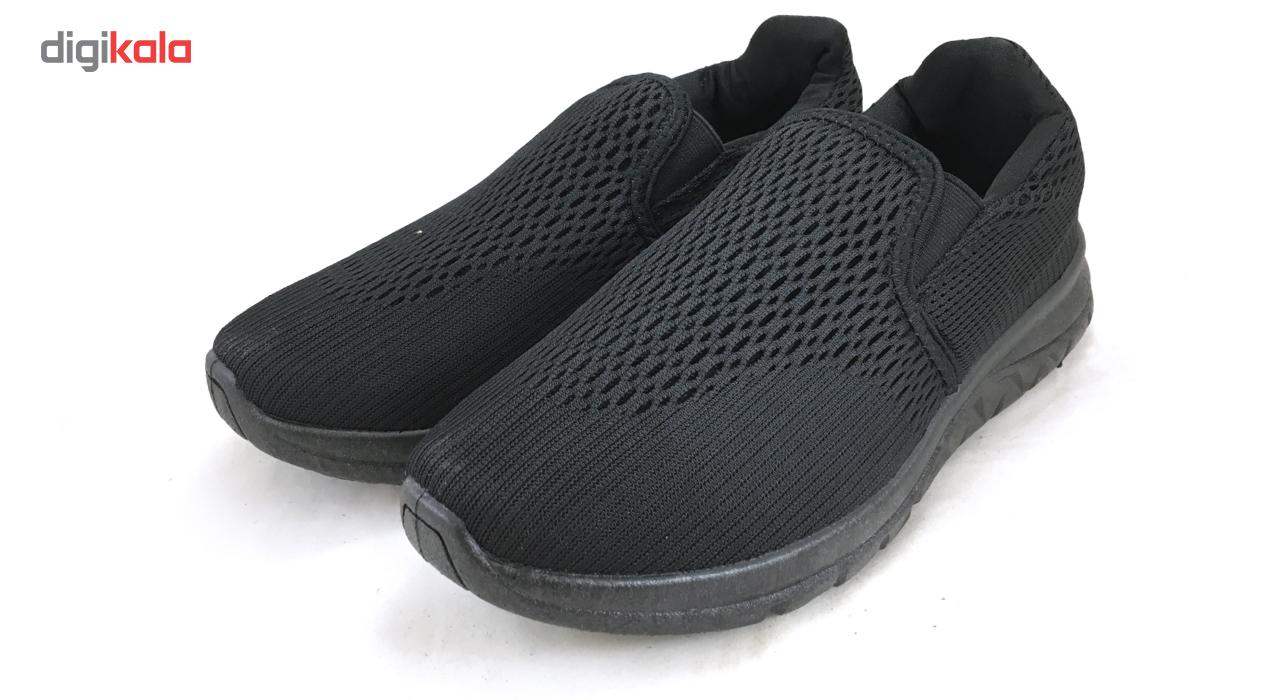 کفش مخصوص پیاده روی مردانه نسیم مدل مرسدس کد 2929
