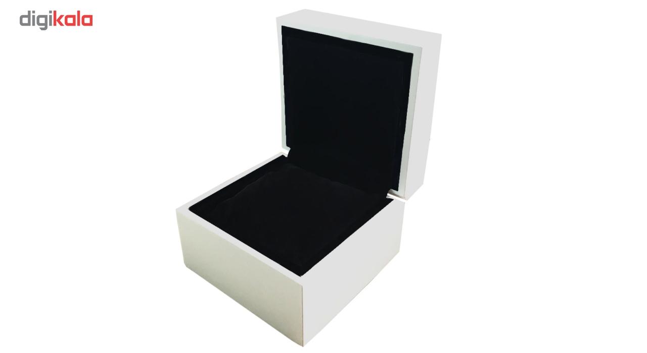 جعبه ساعت چوبی مدل wb