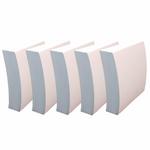 کاغذ یادداشت ساده  رایدین  سایز 10در10  - بسته 1400 برگی thumb