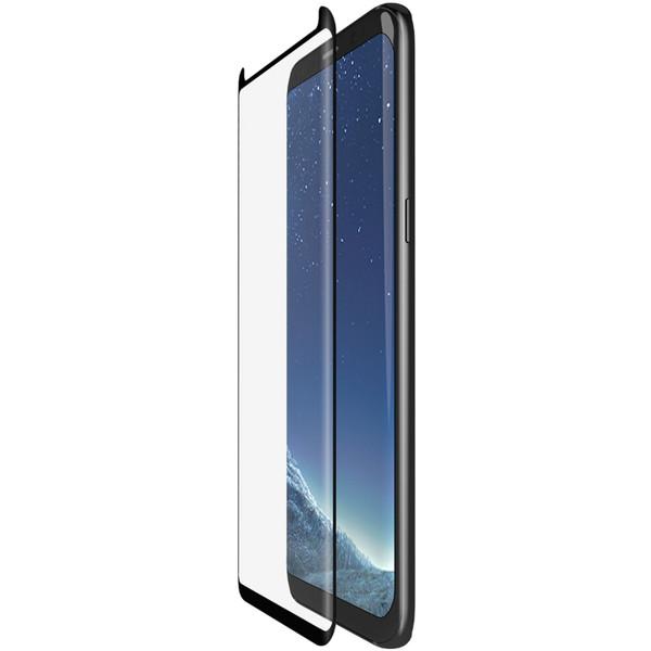 محافظ صفحه نمایش شیشه ای بلکین مدل ScreenForce TemperedCurve مناسب برای گوشی موبایل سامسونگ Galaxy S8 Plus