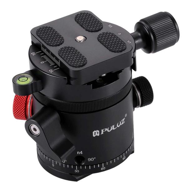 سر سه پایه بال هد پلوز مدل 360Degree مناسب برای دوربین های عکاسی