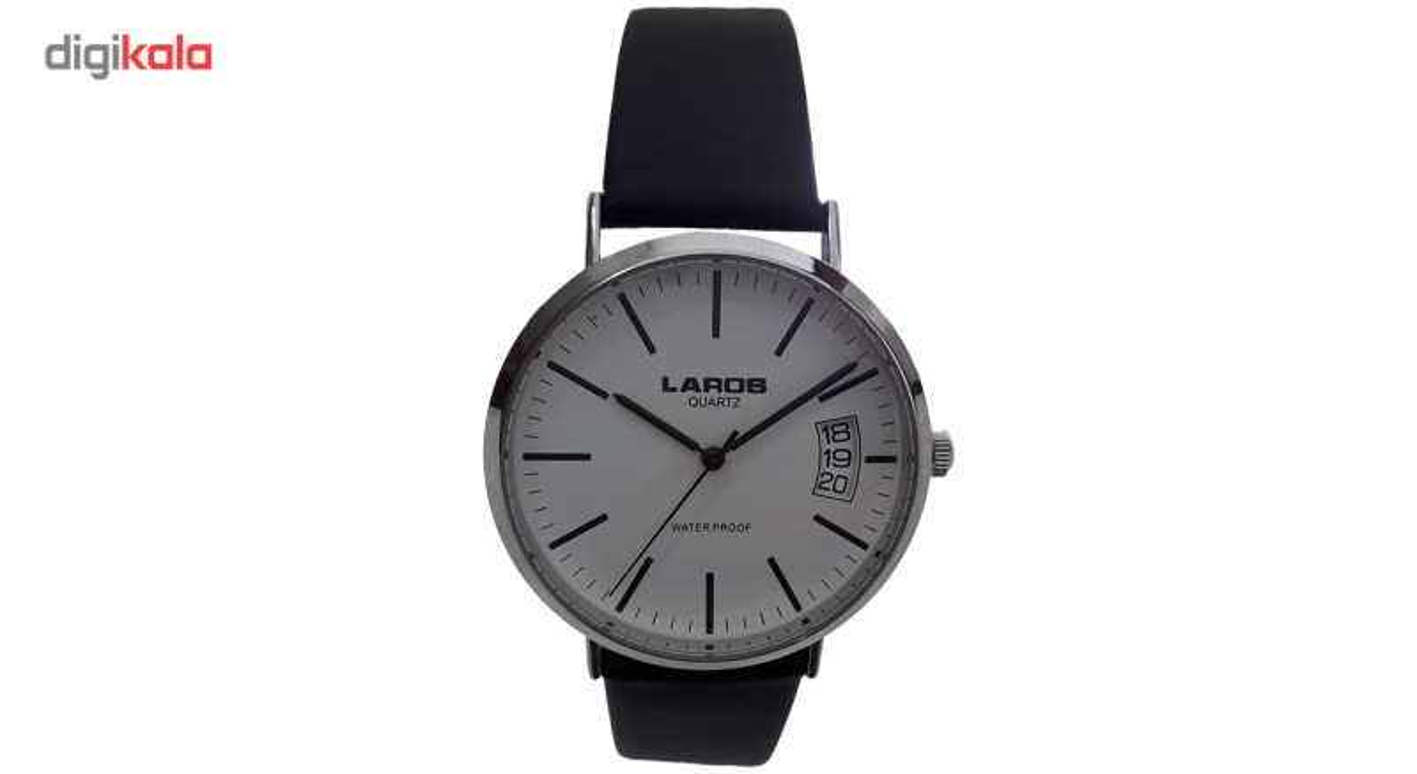 ساعت مچی عقربه ای مردانه لاروس مدل 800799SD