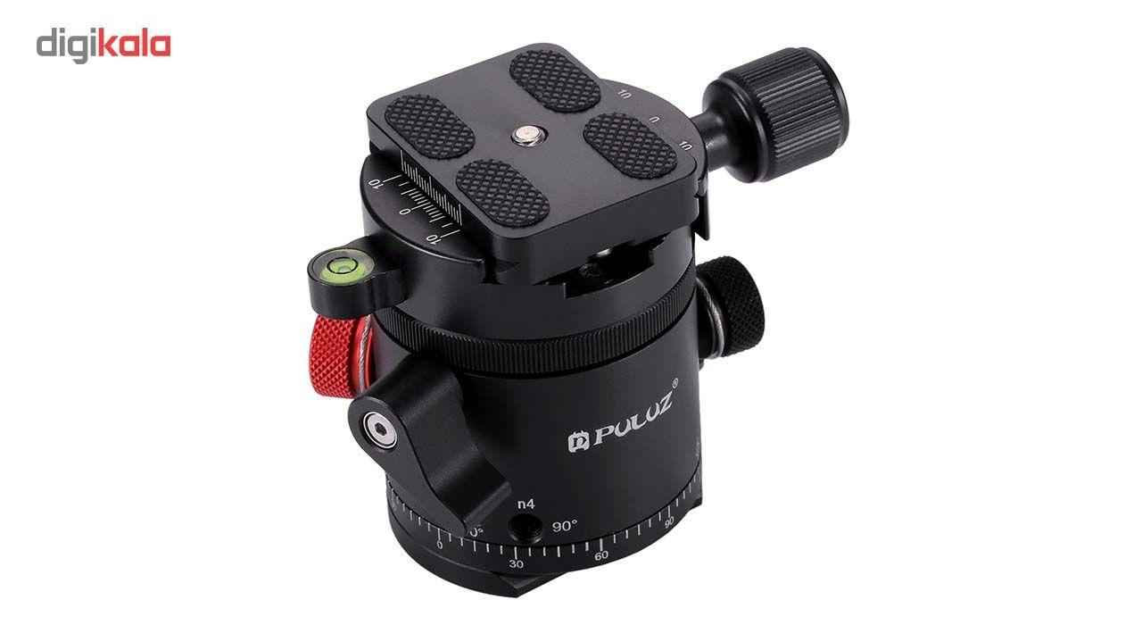 سر سه پایه بال هد پلوز مدل 360Degree مناسب برای دوربین های عکاسی main 1 1