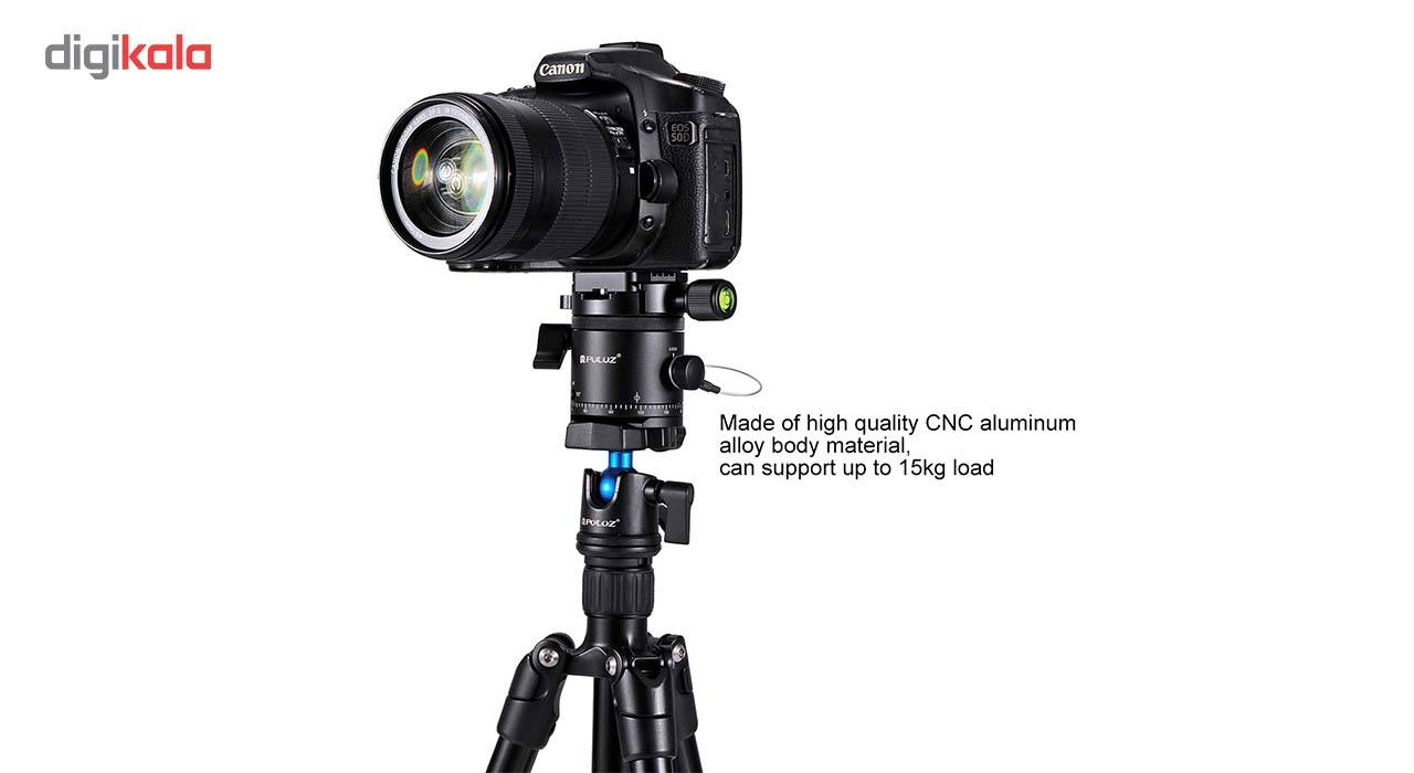 سر سه پایه بال هد پلوز مدل 360Degree مناسب برای دوربین های عکاسی main 1 7