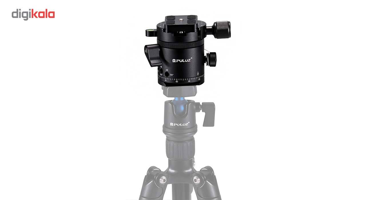 سر سه پایه بال هد پلوز مدل 360Degree مناسب برای دوربین های عکاسی main 1 8