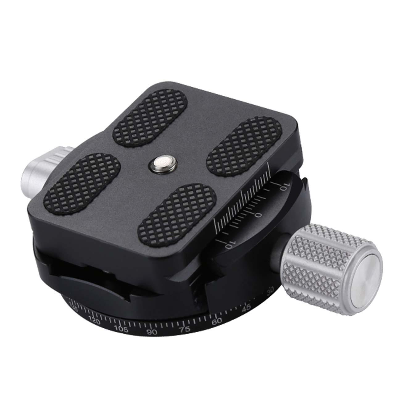 صفحه کفشک پلوز مدل Panoramic مناسب برای دوربین های عکاسی