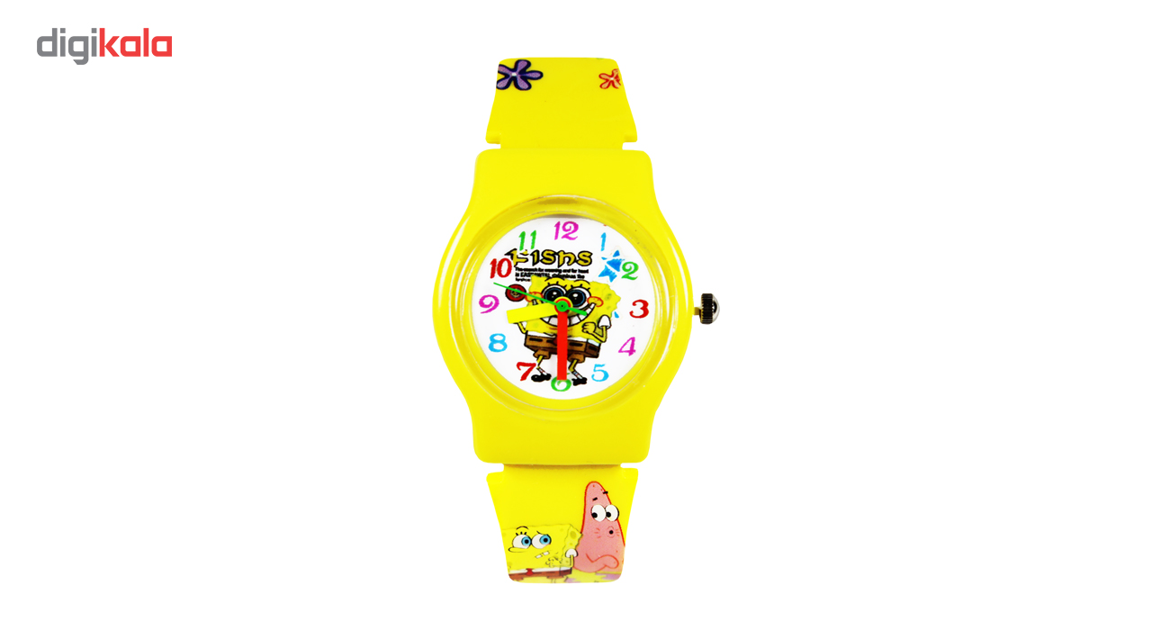 خرید                                      ساعت مچی عقربه ای بچه گانه مدل New 06 دخترانه و پسرانه
