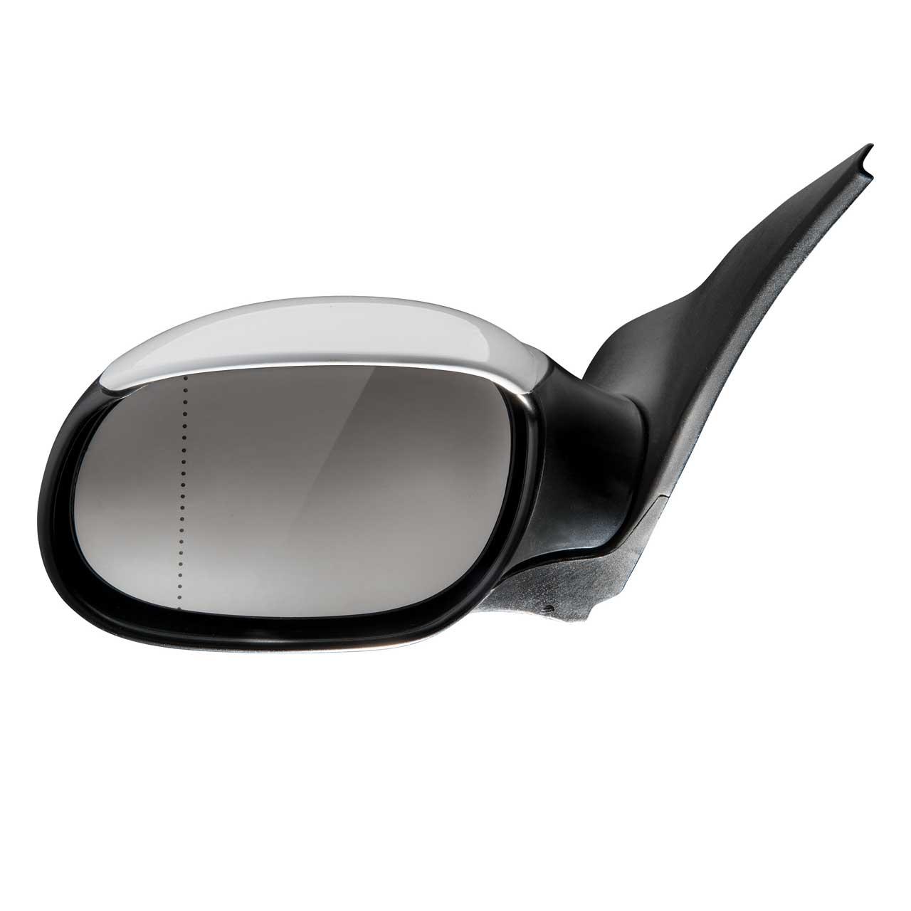 آینه برقی جانبی چپ خودرو BZ مشکی مناسب برای پژو 206
