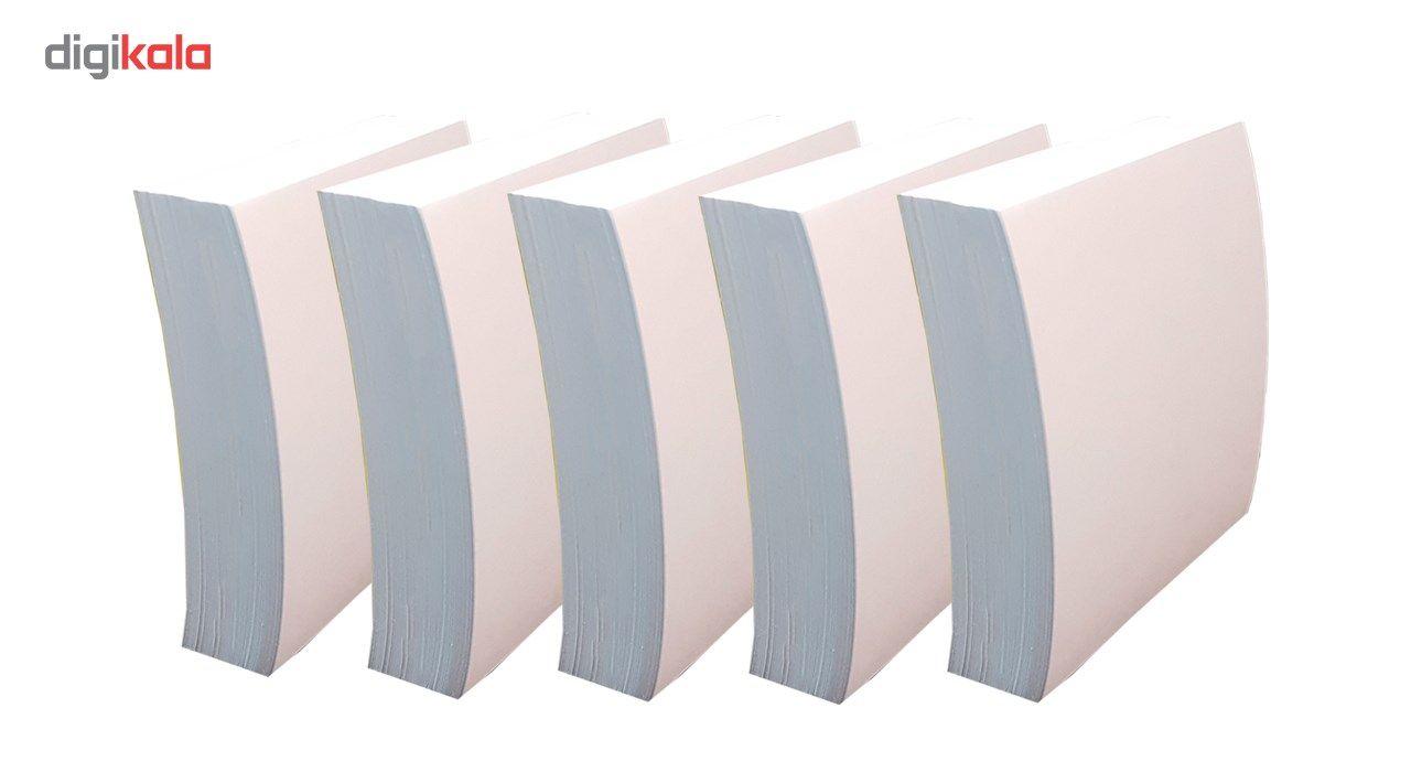 کاغذ یادداشت ساده  رایدین  سایز 10در10  - بسته 1400 برگی main 1 2