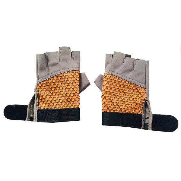 دستکش ورزشی گلداستار مدل 97878