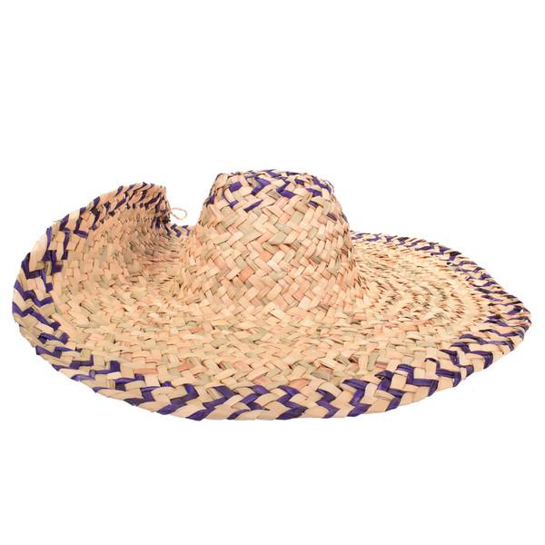 کلاه حصیری کد 857