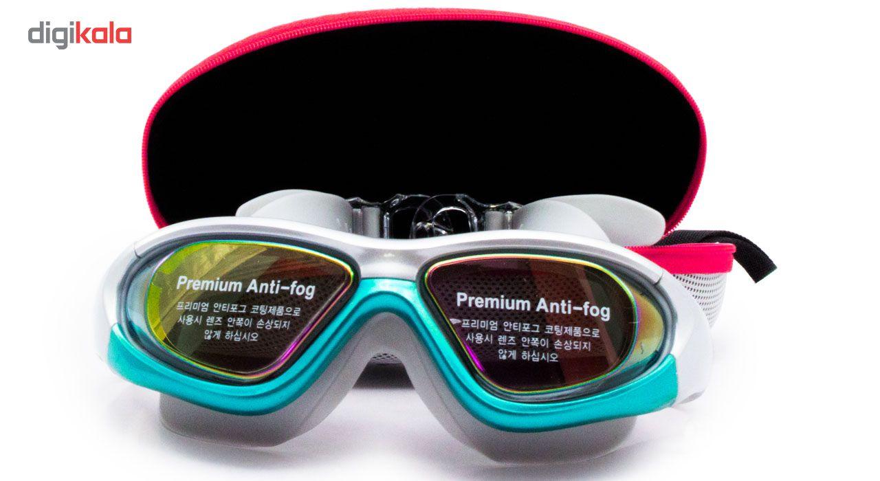 عینک شنا مدل 005 main 1 2