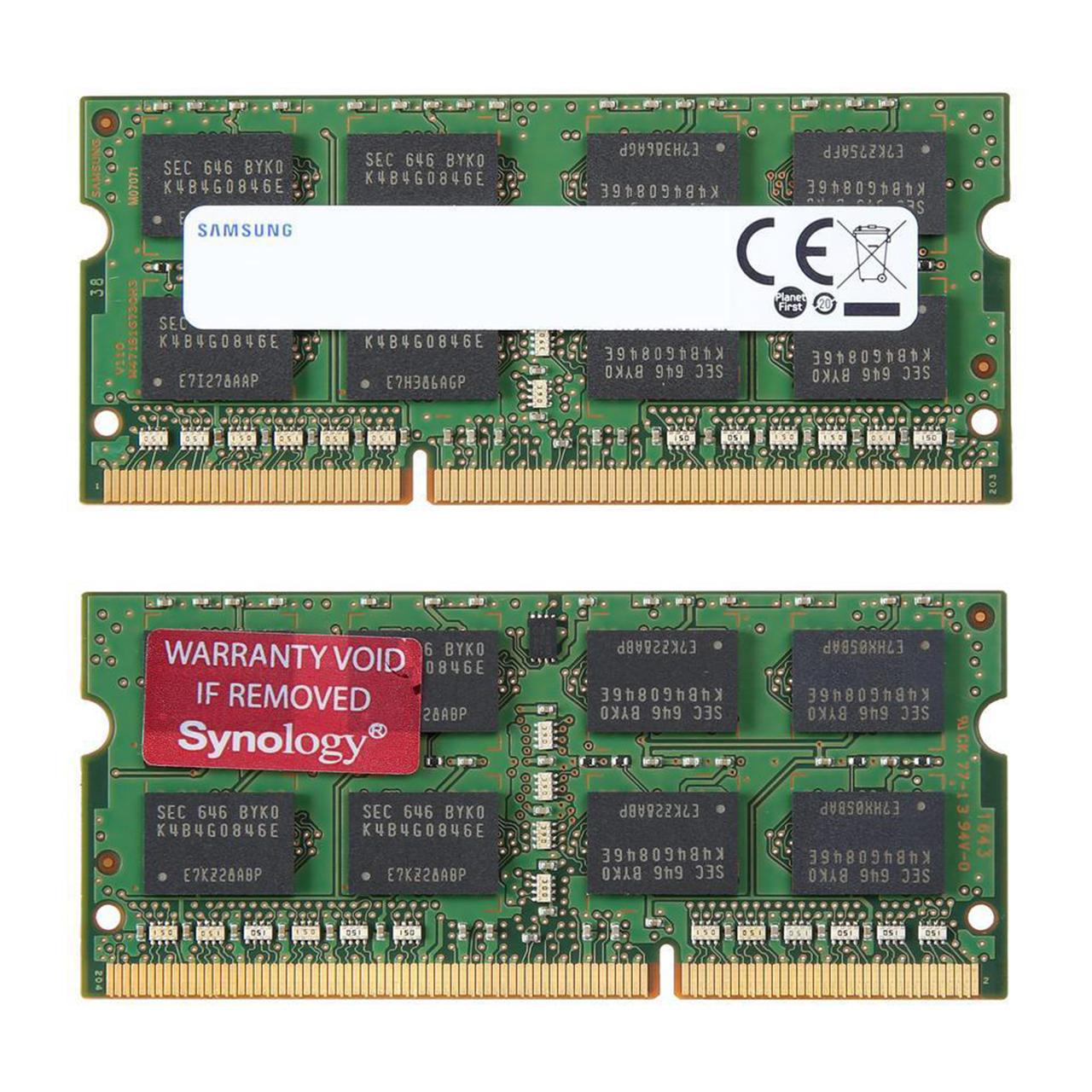 رم سینولوژی مدل RAM1600DDR3L-8GBX2 ظرفیت 16 گیگابایت