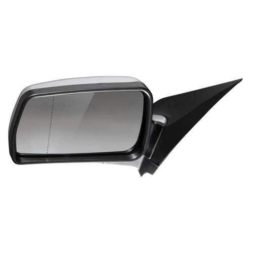 آینه برقی جانبی چپ خودرو BZ مشکی مناسب برای سمند LX