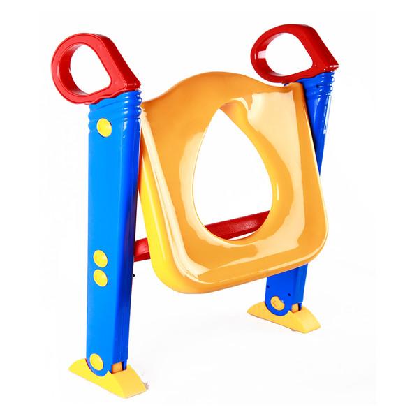 تبدیل توالت فرنگی کودک طرح پله دار