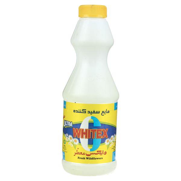 مایع سفید کننده معطر وایتکس مدل Fresh Wild Flowers مقدار 750 گرم