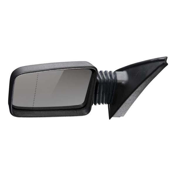 آینه برقی جانبی چپ خودرو BZ مشکی مناسب برای روا