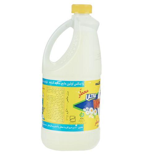 مایع سفید کننده معطر وایتکس مدل Fresh Wild Flowers مقدار 2000 گرم