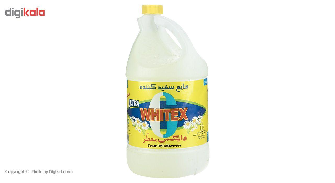 مایع سفید کننده معطر وایتکس مدل Fresh Wild Flowers مقدار 4000 گرم main 1 1