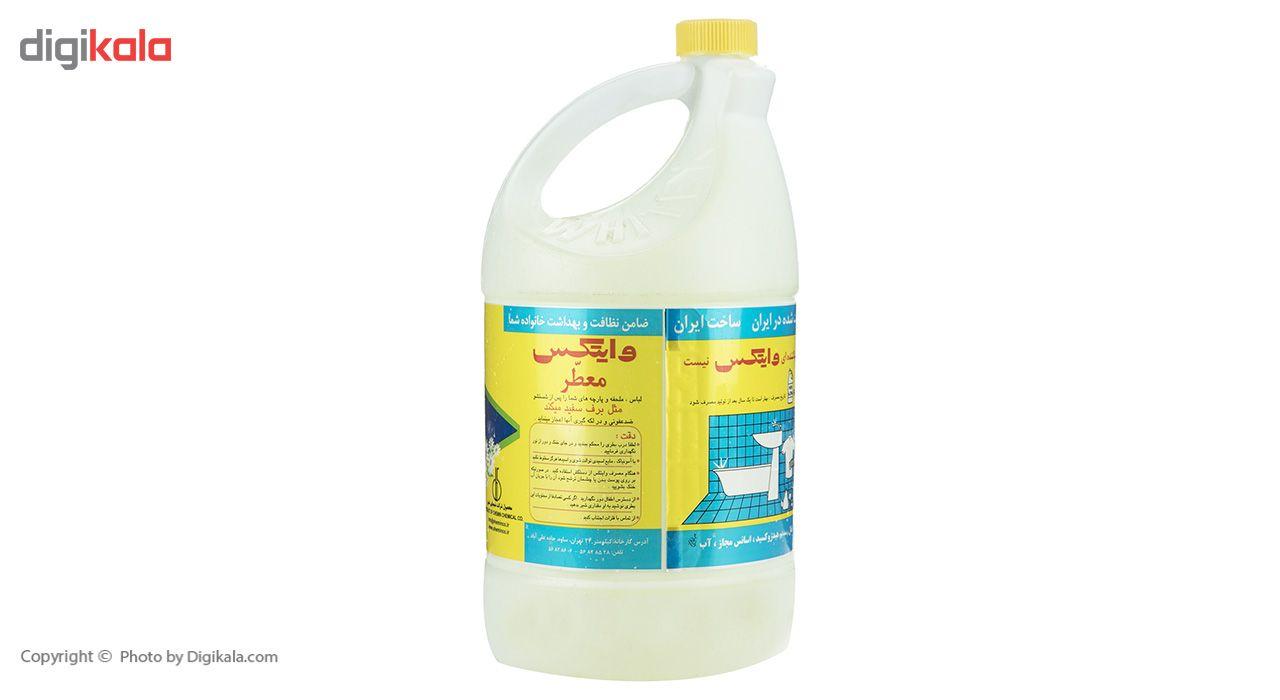 مایع سفید کننده معطر وایتکس مدل Fresh Wild Flowers مقدار 4000 گرم main 1 3