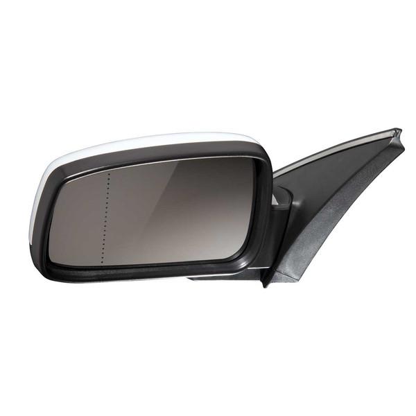 آینه برقی جانبی چپ خودرو BZ مشکی مناسب پژو پارس ELX
