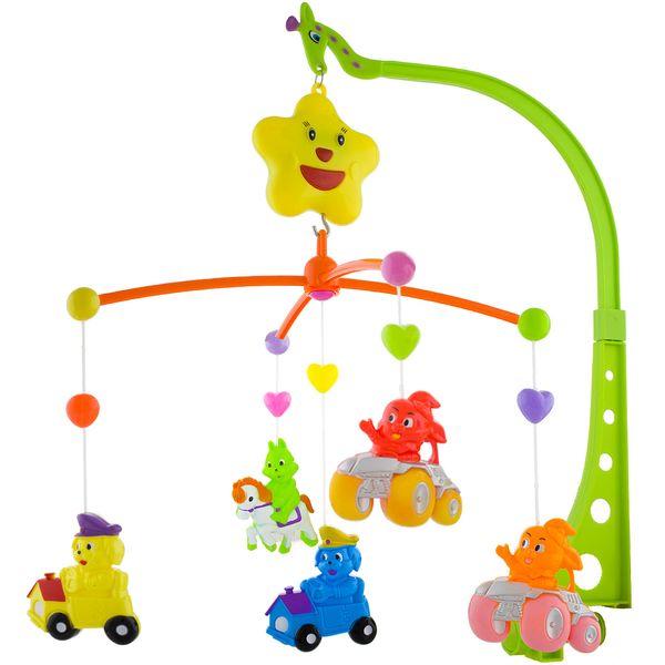 آویز تخت کودک لاولی بیبی تویز مدل Musical Mobile 03 |