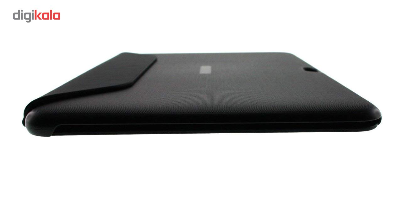 کیف کلاسوری مدل بوک کاور مناسب برای تبلت سامسونگ Galaxy Tab 8.9 main 1 2