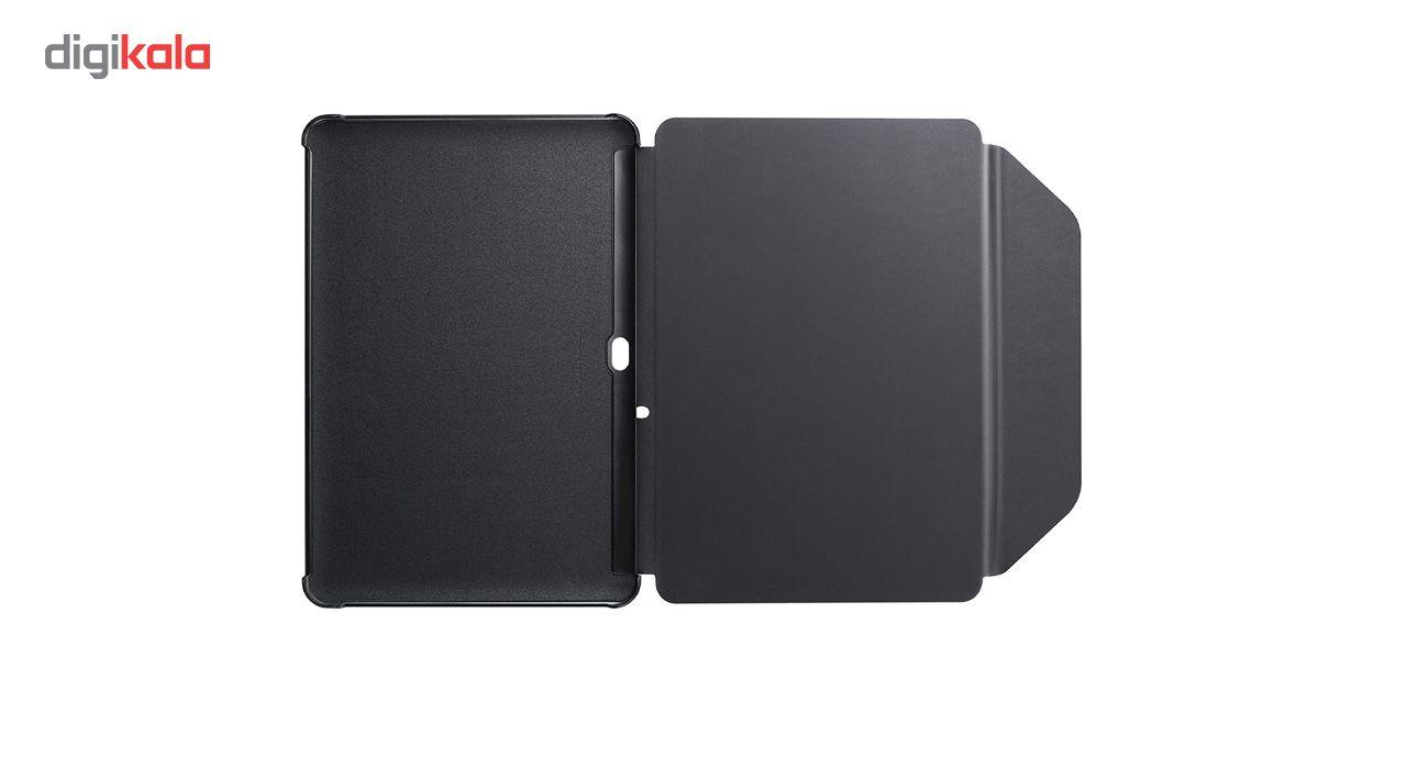 کیف کلاسوری مدل بوک کاور مناسب برای تبلت سامسونگ Galaxy Tab 8.9 main 1 3