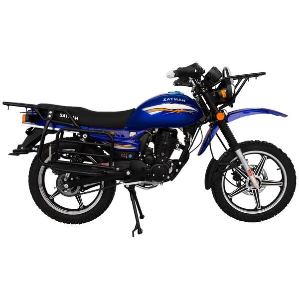 موتور سیکلت همتاز مدل شکاری sh200 سال 1396