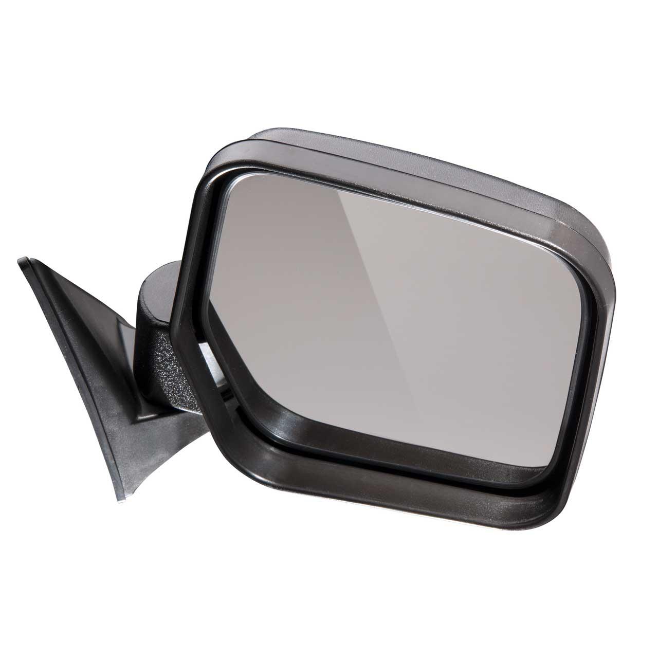 آینه دستی جانبی راست خودرو BZ مشکی مناسب برای وانت نیسان