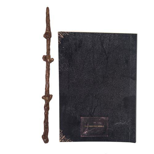 دفتر یادداشت بیگای استودیو مدل تام ریدل به همراه چوبدستی