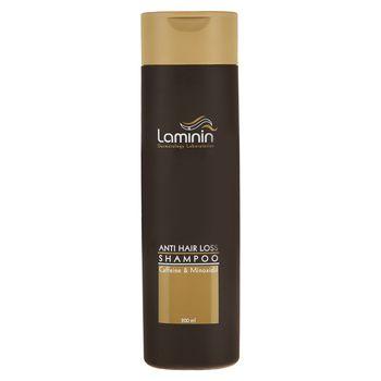شامپو تقویت کننده لامینین مدل Caffeine حجم 200 میلیلیتر