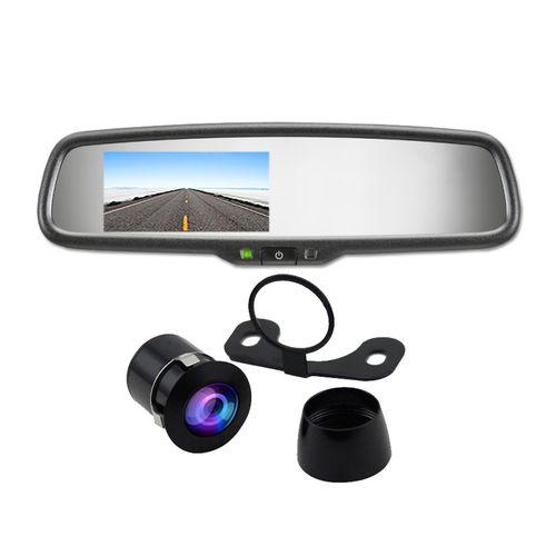 آینه مانیتور دار و دوربین دنده عقب مدل L307P