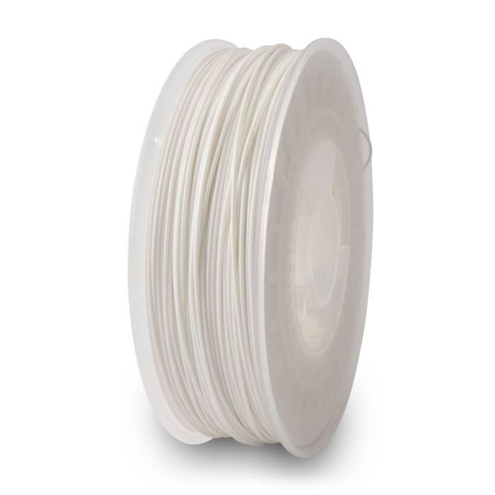 فیلامنت پرینتر سه بعدی مدل ABS ارتقا یافته سفید قطر 1.75 میلیمتر 550 گرم