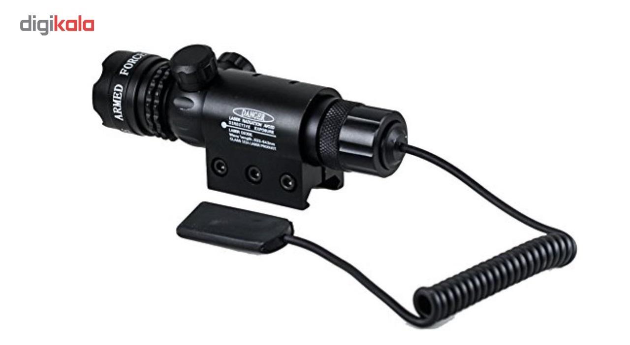 لیزر تفنگ مدل LM main 1 2