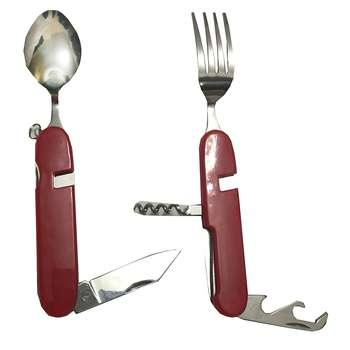 مجموعه قاشق و چنگال و چاقو مدل 402