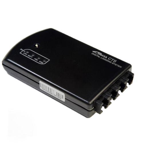 دستگاه ضبط و مدیریت مکالمات تلفن تکسا مدل cts کد 008