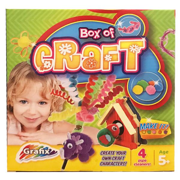 بازی آموزشی گرافیکس مدل Box Of Craft