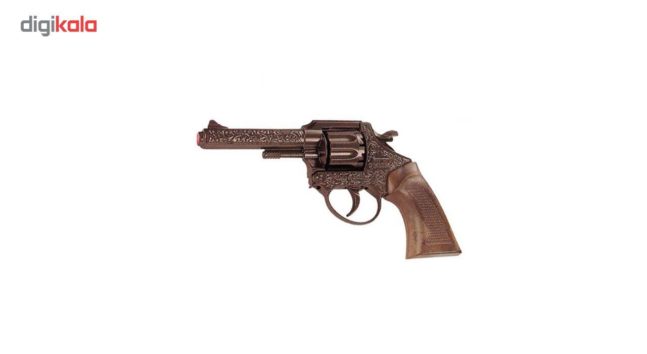 تفنگ بازی دیال مدل Revolver 34