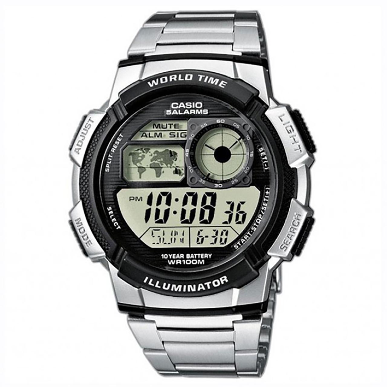 ساعت مچی دیجیتالی کاسیو مدل AE-1000WD-1AVDF 23