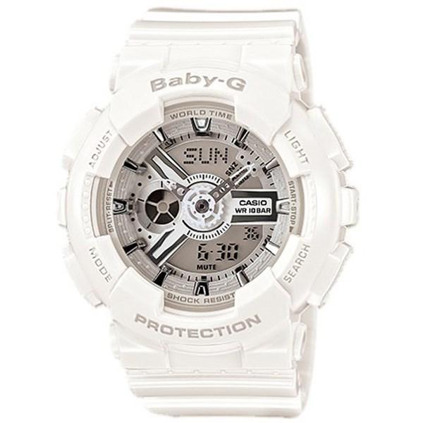 خرید ساعت مچی دیجیتالی زنانه کاسیو مدل BA-110-7A3DR | ساعت مچی