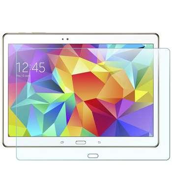 محافظ صفحه نمایش شیشه ای مدل Tempered مناسب برای تبلت سامسونگ Tab S 10.5 / T800