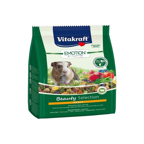 غذای خشک خوکچه هندی ویتاکرافت مدل کامل 600 گرم
