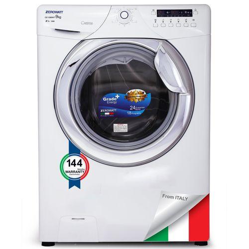 ماشین لباسشویی زیرووات مدل OZ-1290 ظرفیت 9 کیلوگرم