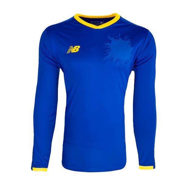 تی شرت ورزشی پسرانه نیو بالانس مدل EJT7077TRY